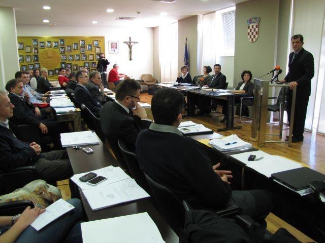 LokalnaHrvatska.hr  Odrzana 18. sjednica Gradskog vijeca