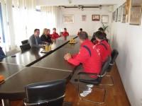 LokalnaHrvatska.hr  Veslaci Marine Kastela kod gradonacelnika