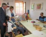 LokalnaHrvatska.hr  Ministrica Bernardica Juretic posjetila Centar Mir