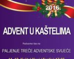 LokalnaHrvatska.hr  Paljenje trece adventske svijece