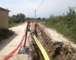 LokalnaHrvatska.hr Kaštela Krenuli radovi na vodoopskrbi -Put Gospe Stomorije