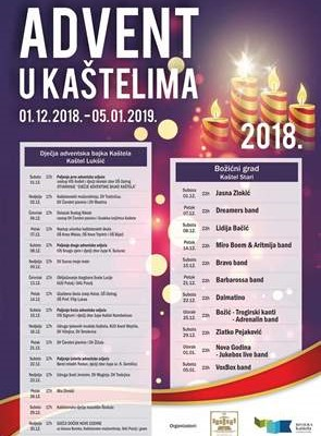 "Predstavljen program manifestacije ""Advent u Kaštelima"""