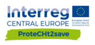 Projekt Interreg Central Europe - ProteCHt2save